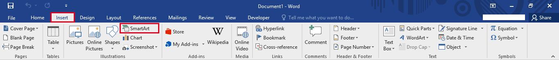 Microsoft Word menyene er håpløst komplisertes